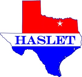 City of Haslet Logo